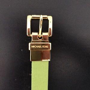 Michael Kors belt!!